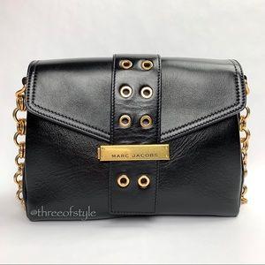 Marc Jacobs Lock and Strap Shoulder Bag